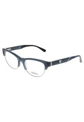 Óculos Receituário Guess Express Azul