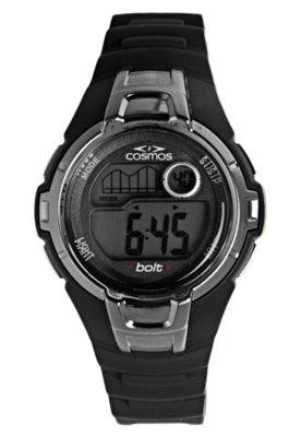 Relógio Cosmos OS48354P Preto