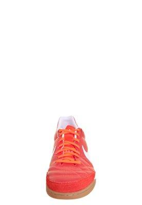 Chuteira Indoor Nike Tiempo Mystic IV IC Vermelha