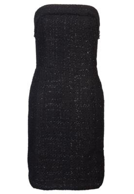 Vestido Rock Lily Bright Preto