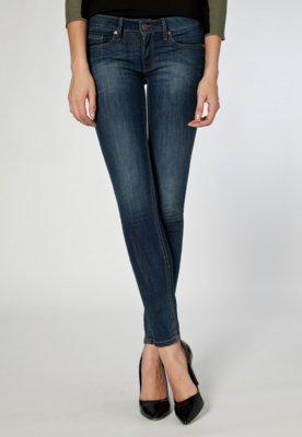 Calça Jeans MNG Barcelona Skinny Kate Azul