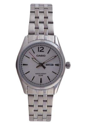 Relógio Casio LTP1335D7AVDF Prata