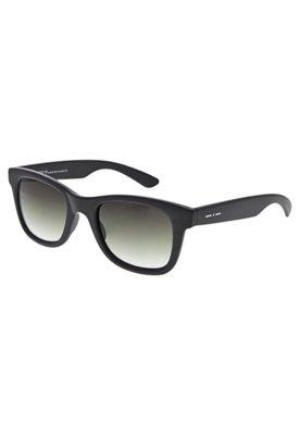 Óculos Solar Fast Preto - Italia Independent