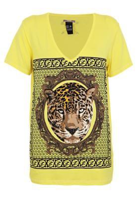 Blusa Estampa Amarela - Colcci