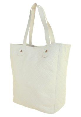 Bolsa Sacola Capodarte Classique Off White
