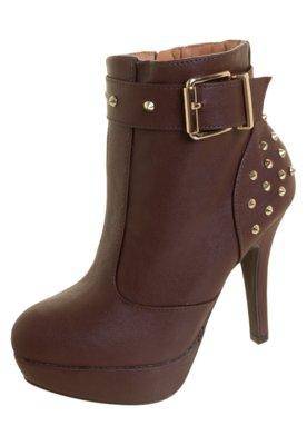 Ankle Boot Sipkes Marrom - Vizzano