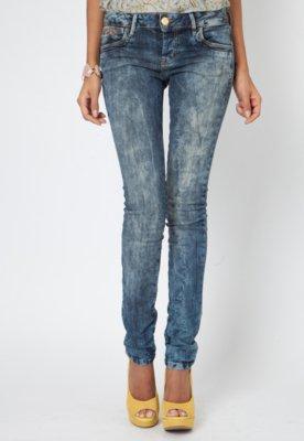 Calça Jeans Forum Skinny Estela Mármore Azul