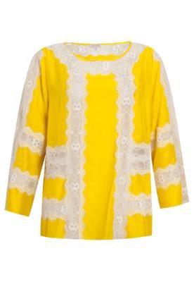 Blusa SPezzato Morgi Amarela