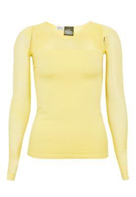Blusa NightStar Vazados Amarela