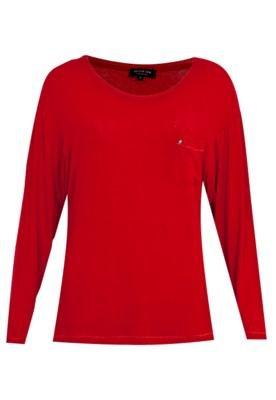 Blusa Shop 126 Original Vermelha