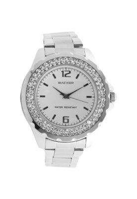 Relógio Backer 1475123F  Prata