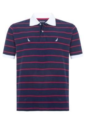 Camisa Polo Nautica Much Listra