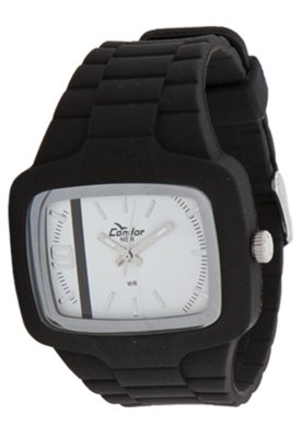 Relógio Condor KM46430B Classic Preto