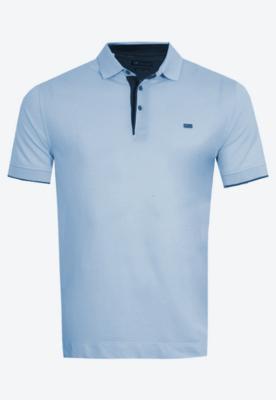 Camisa Polo VR Menswear Metal Azul