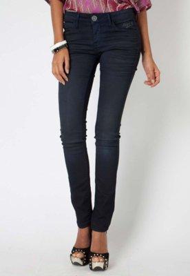 Calça Jeans Forum Raquel Skinny In Bord Azul
