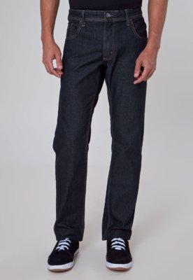 Calça Jeans Pier Nine Reta Life Preta