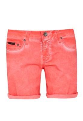 Bermuda Sarja Calvin Klein Jeans Colore Coral