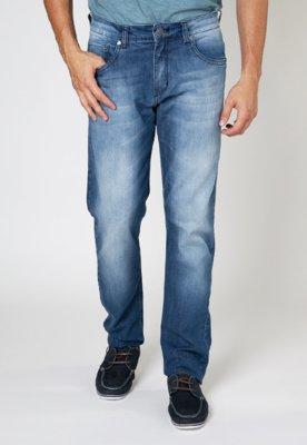 Calça Jeans Colcci John Skinny Lavagem Azul
