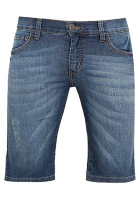 Bermuda Jeans Cure Azul - TNG