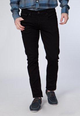 Calça Skinny Class Preta - Calvin Klein Jeans