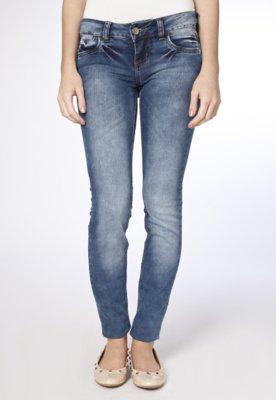 Calça Jeans Colcci Edna Skinny Cloudy Azul