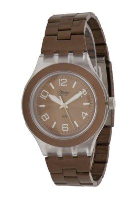 Relógio Condor KX25710R Marrom