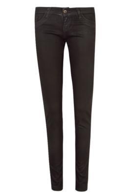 Calça Jeans Sawary Skinny Sky Preta