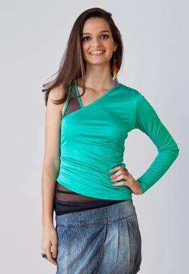 Blusa Peixes Verde - Coca Cola Clothing