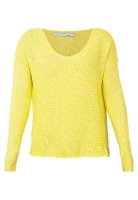 Blusa Sacada Perfect Amarela