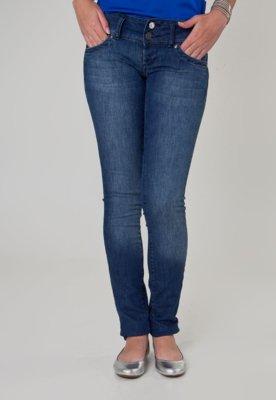 Calça Jeans Forum Skinny Tina Azul