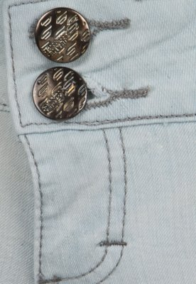 Calça Jeans Sawary Skinny Blow Azul Infantil