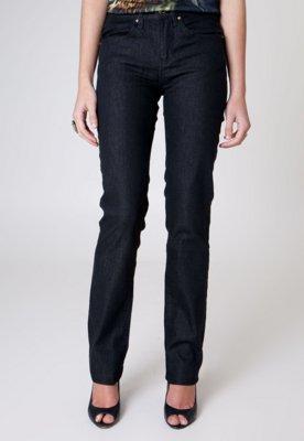 Calça Jeans Iódice Reta Donna Clean Azul - Iódice Denim