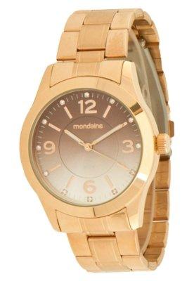 Relógio Mondaine 78182LPMFRS2 Dourado