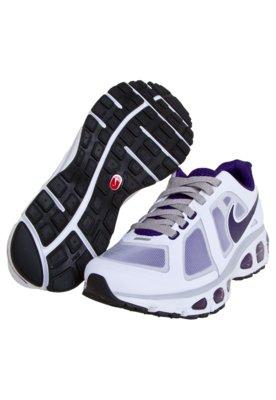 Tênis Nike Wmns Air Max Triade 2 EBM Branco/Roxo