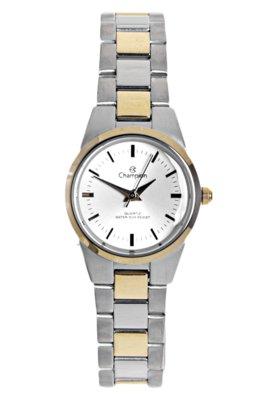 Relógio Champion CH24517S Prata/Dourado