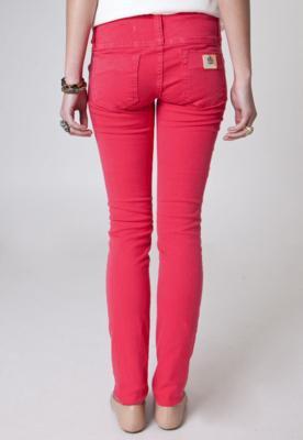 Calça Jeans Colcci Skinny Tina Amanda Rosa