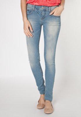 Calça Jeans Colcci Skinny Fall Azul