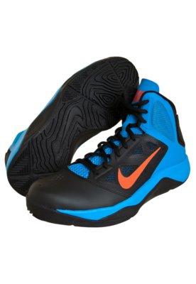 Tênis Nike Dual Fusion Bb II Preto