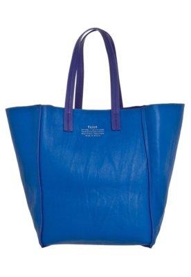 Bolsa Sacola Ellus Pratica Azul