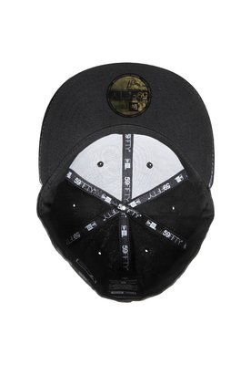 Boné 59Fifty SideWalk Preto - New Era