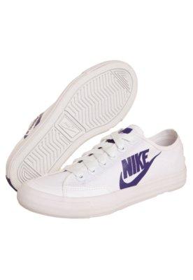 Tênis Nike Infantil Go (Gs) Branco