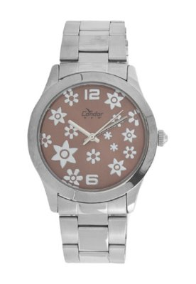 Relógio Condor KT26099C Prata