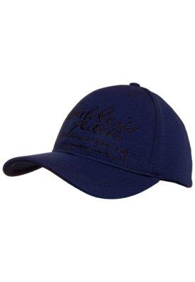 Boné CM31O42BO204 572 Azul Calvin Klein