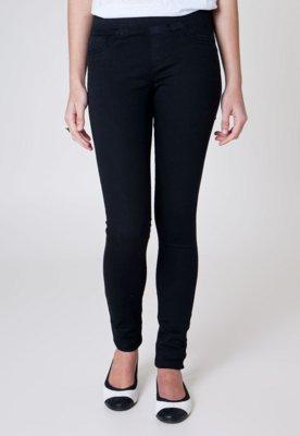 Calça Jeans TNG Jegging Unic Preta