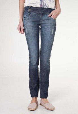 Calça Jeans Biotipo Skinny Zazi Azul