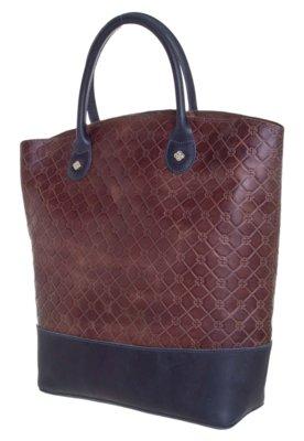 Bolsa Sacola Capodarte Style Marrom