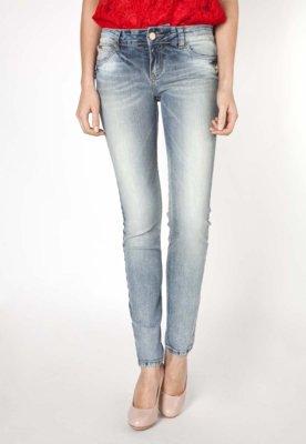 Calça Jeans Colcci Fátima Skinny Shine Azul