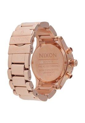Relógio Chrono 42-20 Dourado - Nixon