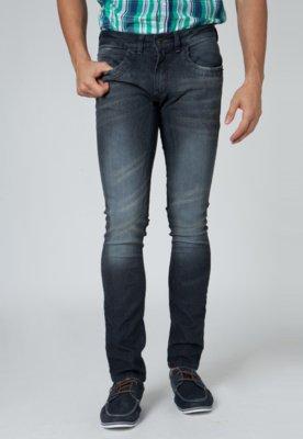 Calça Jeans Skinny Pier Nine Style Preta