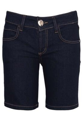 Bermuda Jeans Colcci Katy Usual Azul